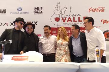 Sabor a Valle in Baja California will be the largest gastronomic...