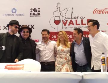 Sabor a Valle en Baja California será el evento gastronómico más...