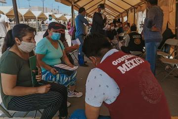 Piden a bajacalifornianos asistir por su segunda dosis de vacuna...