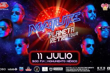 Matute dará concierto por aniversario 132 de Tijuana