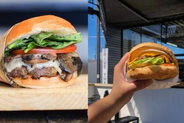 These are the best rated hamburgers in Tijuana