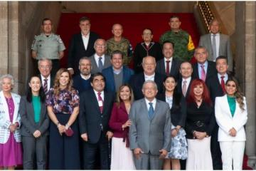 Marina del Pilar meets with AMLO to discuss security in Baja...