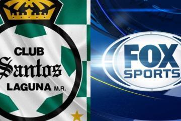 Santos Laguna cancela contrato millonario con Fox Sports