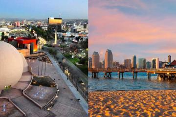 Similarities and differences between San Diego and Tijuana