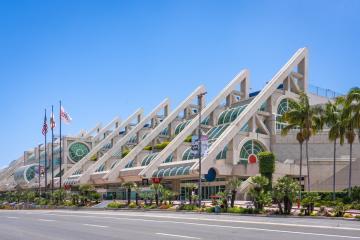 Centro de Convenciones de San Diego volverá a presentar eventos en...