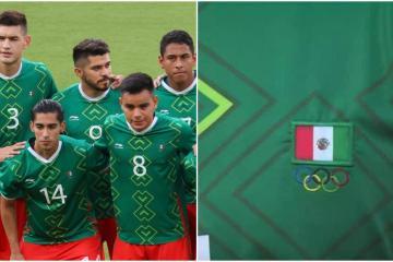 Olimpiadas Tokio: colocan mal bandera de México en uniforme de...