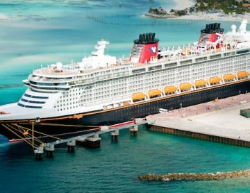 Disney Dream zarpará nuevamente a inicios de agosto