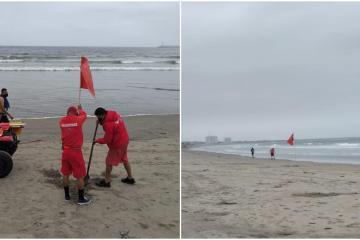Ensenada: Playa Conalep 1 se suma a Playa Hermosa en cierre por...