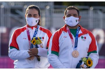 Baja California wins Mexicos first medal in Tokyo 2020