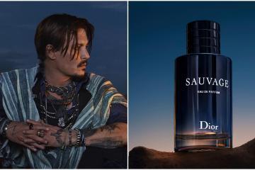 Fans de Johnny Depp celebran a Dior por mantener contrato con el actor