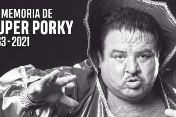 Muere Súper Porky, leyenda de la lucha libre mexicana