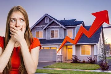 Precios de casas en San Diego rompen récord en aumento histórico