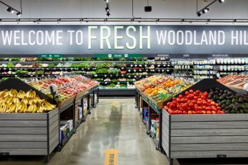 """Amazon lanza su propio supermercado """"Fresh"""" en el Sur de..."""