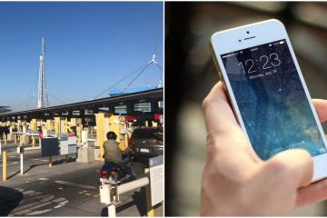 CBP will no longer be able to check your cell phone when crossing...