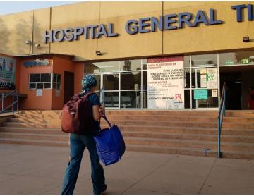 Vacunación evita hospitales saturados en Baja California: SSa