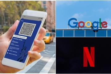 Google y Netflix pedirán comprobantes de vacunación contra ...
