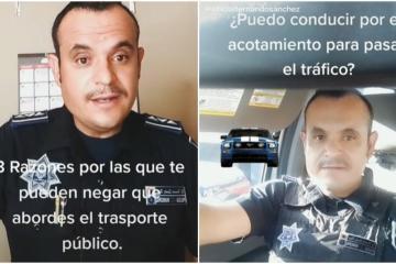 Policía tijuanense responde dudas de la comunidad