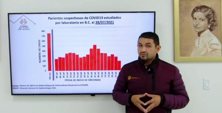 Detectan brote de contagios por coronavirus en maquiladora de Baja...