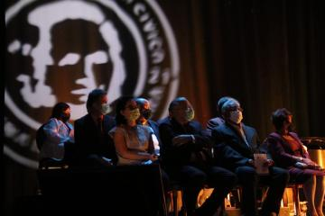Tijuana residents receive medal for civic merit
