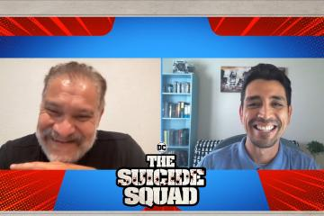 Entrevista a Joaquín Cosío, The Suicide Squad