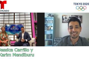 Entrevista a Jessica Carrillo y Karim Mendiburu