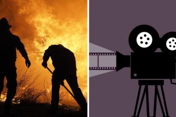 Incendio destruye parte de la Cineteca Sao Paulo, el mayor acervo...