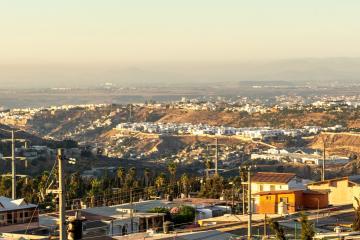 Aumenta contaminación del aire en Tijuana