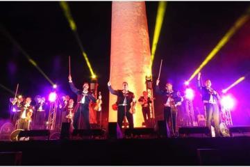 Con gran concierto, concluyen los festejos del 132 aniversario de...