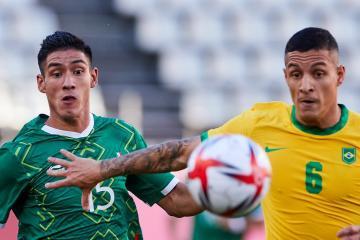 Brasil elimina a México en la semifinal de los Juegos Olímpicos