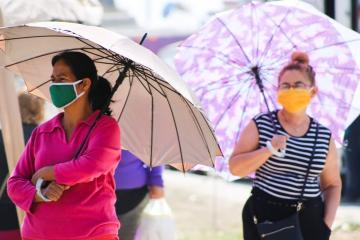 Civil Protection warning for heat wave in Tijuana