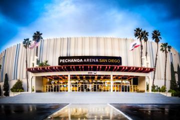 En proceso de reconstruir Pechanga Arena de San Diego y sus...
