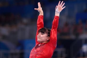 Alexa Moreno cubrió sus propios gastos previo a los Juegos...