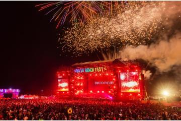 Attendance to Baja Beach Fest in Rosarito could cause an outbreak:...