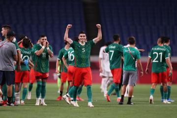 México gana medalla de bronce tras vencer a Japón 3-1