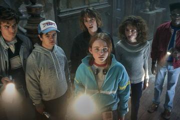 Nuevo avance de Stranger Things temporada 4 indica que llegará en...