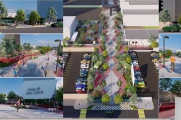 Pedestrian walkway in Tijuanas Financial Plaza to be upgraded
