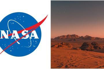 NASA busca a personas que quieran vivir en hábitat marciano
