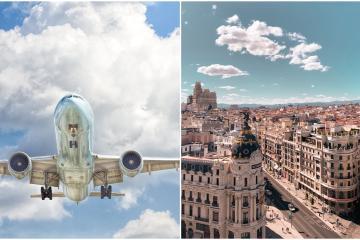 Aeroméxico anuncia nueva ruta directa de Monterrey a Madrid