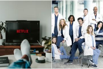 Pagan mil dólares por ver los 369 capítulos de Greys Anatomy