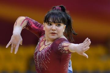 Alexa Moreno pide más apoyo para la gimnasia en México