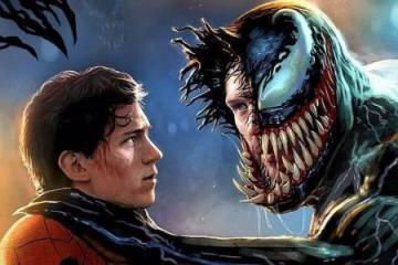 El sueño de Tom Hardy: un crossover de Venom y Spider-Man