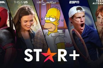 Dan a conocer precio de Star + junto con Disney + en México