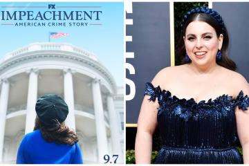 "Presentan trailer de ""Impeachment: American Crime Story"", sobre..."