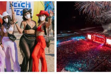 Se analizará si se cancela Rosarito Beach Fest por violación de...