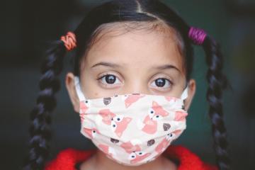 Five children were hospitalized due to COVID-19 in Baja California