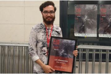 Egresado de UABC gana premio a Mejor Película en festival...