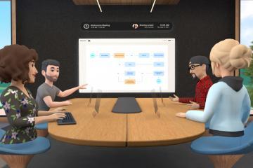 Workrooms: La plataforma de las reuniones en Realidad Virtual