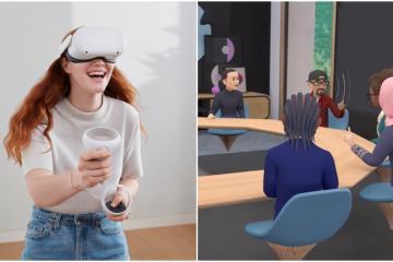 Facebook lanza plataforma para reuniones de trabajo en Realidad...