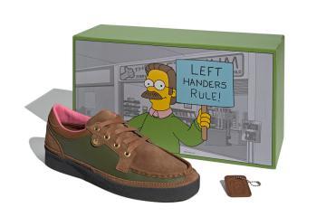 Adidas y ''Los Simpson'' anuncian nuevos tenis inspirados...