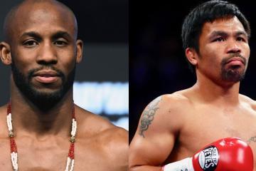 Yordenis Ugás sorprende y derrota Manny Pacquiao